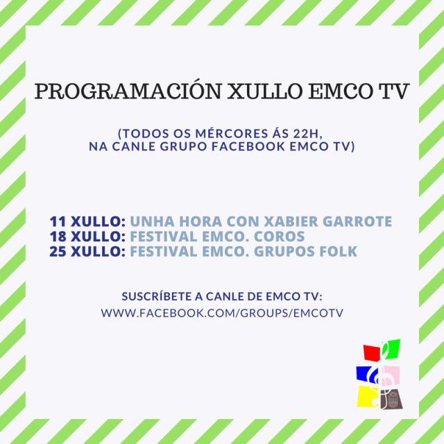 EMCO TV. XULLO