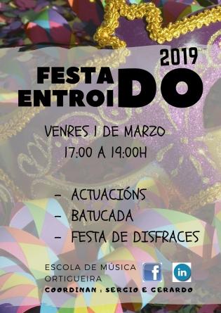 FESTA DO ENTROIDO 2020