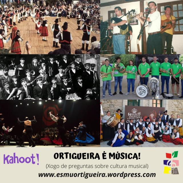 kahoot cultural de Ortigueira